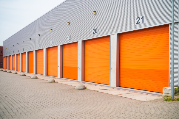 small, business, units, with, orange, roller - 28239004