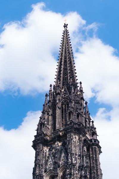 st, nicholas, church, tower, in, hamburg, - 28239066