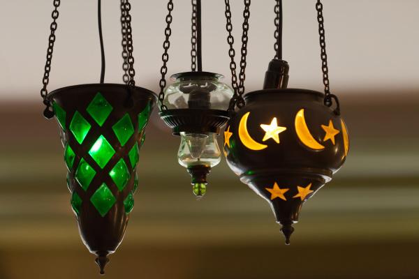 traditional, vintage, turkish, lamp, - 28239106