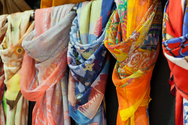 turkish, colourful, fabrics, from, the, silk - 28239356