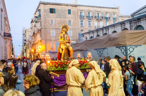 good friday procession in malta
