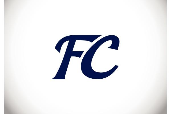 f, c., fc, initial, letter, logo - 28240074