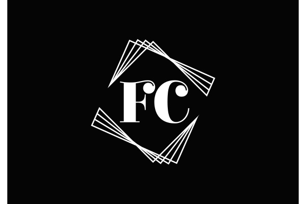 f, c, , fc, initial, letter - 28240001