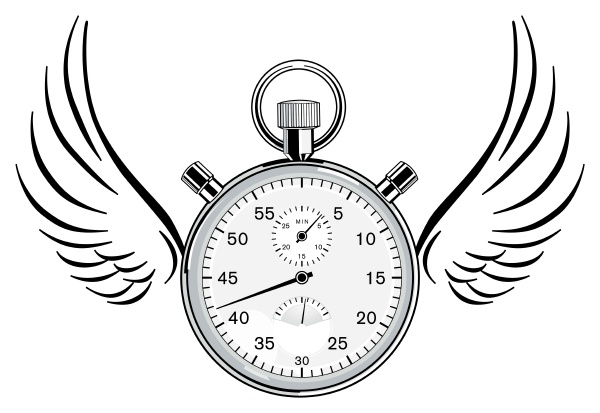 time, management, concept, illustration., -, vector - 28240164