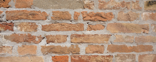 wide, red, brick, wall, background - 28240155