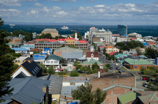 city of punta arenas in the