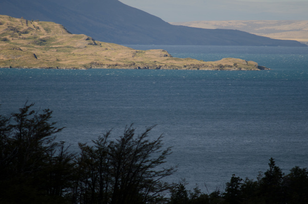 del toro lake in the ultima