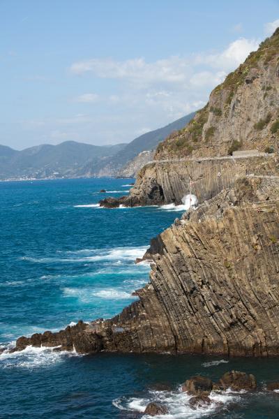 cliffs, in, riomaggiore., , cinque, terre, - 28257904