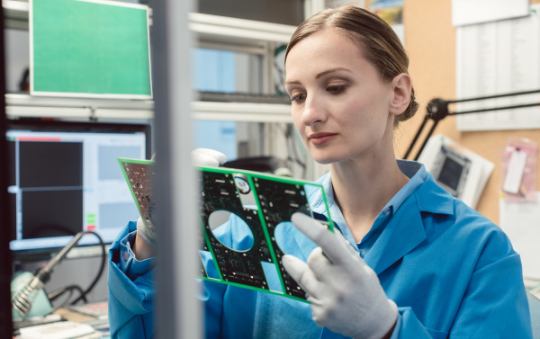 optical quality control and assembly inspection