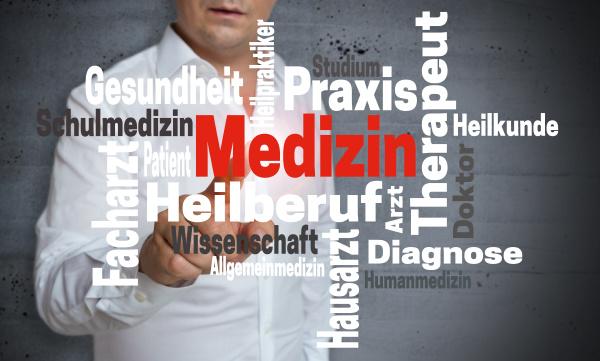 medizin in german medicine