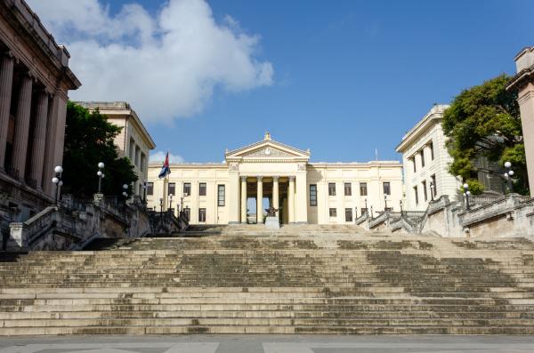 universidad de la habana havana cuba