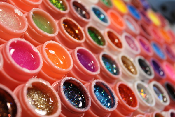 bright colors for nails many