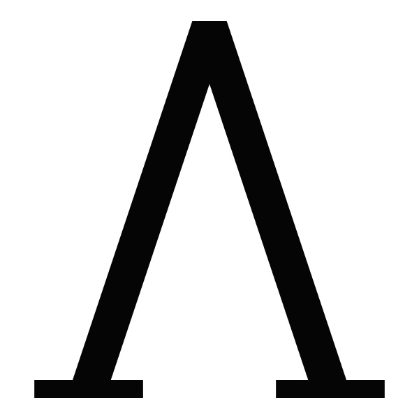 lambda greek symbol capital letter uppercase