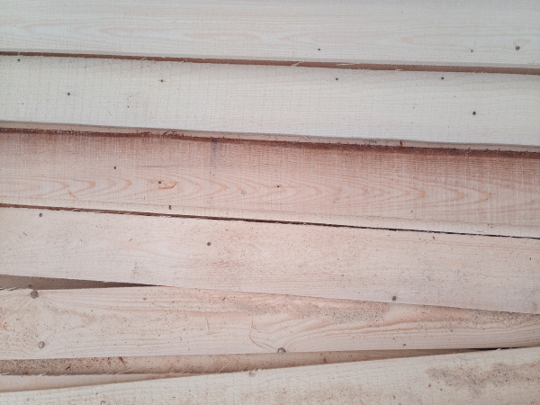 boards with sawmill building material