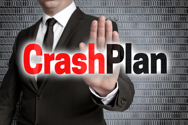 crashplan with matrix is shown by