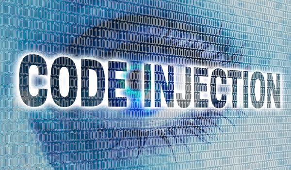 code injection eye with matrix looks