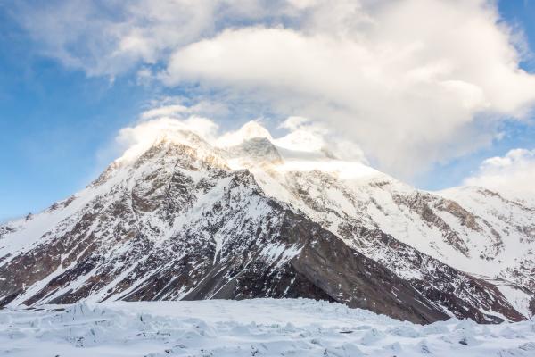 k2 mountain peak second highest mountain