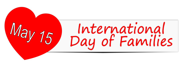 international day of families banner