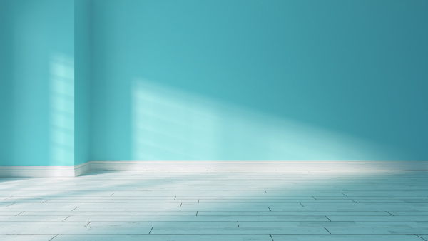 light, blue, wall, and, sunlight, from - 28410528