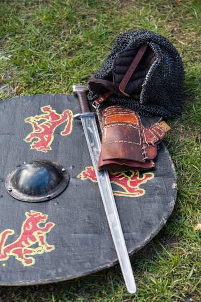 knight camp during the traditional