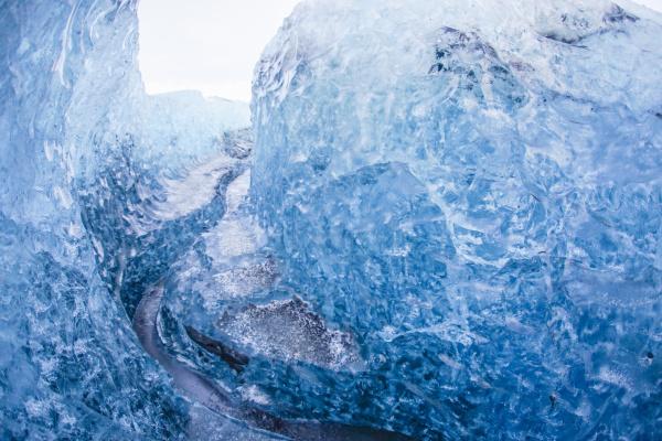 cave of iceland ice vatnajoekull