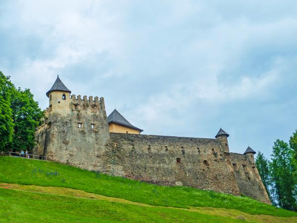 castle stara lubovna