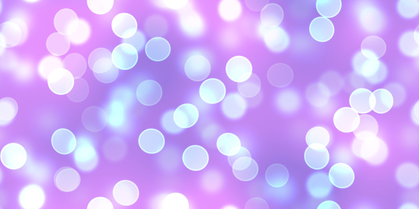 lilac bright bokeh background glowing