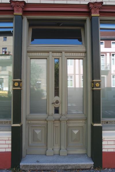 front door old town potsdam