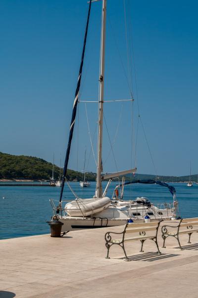 sailing, ship, in, the, mali, lošinj - 28520424