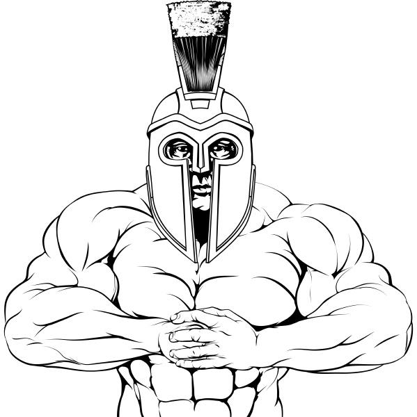 tough trojan spartan or gladiator