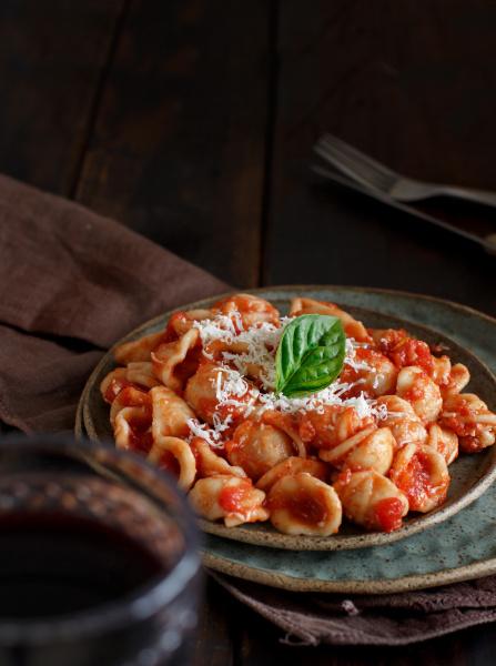 south italian pasta orecchiette with