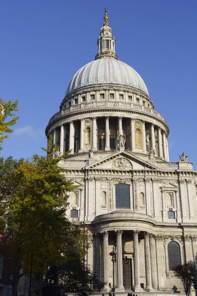 st pauls cathedral london england united