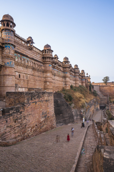 man singh palace gwalior fort