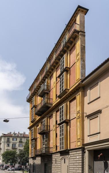 slice of polenta house fetta di
