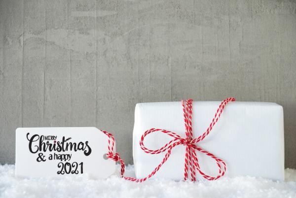 one christmas gift snow