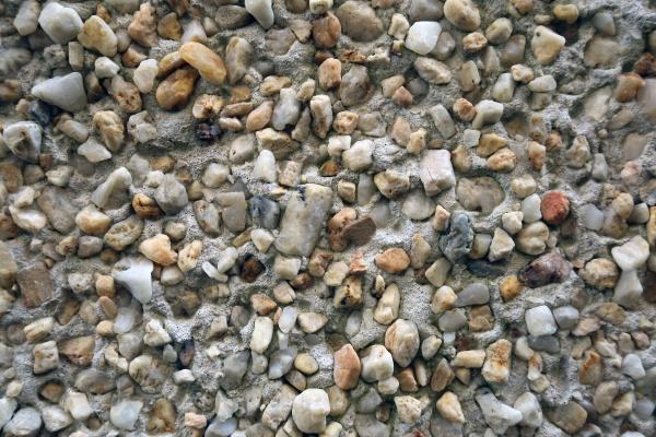 pebbledash background close up