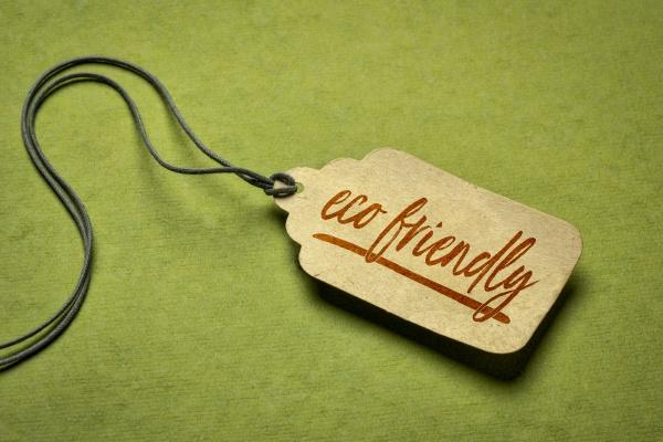 eco friendly price tag