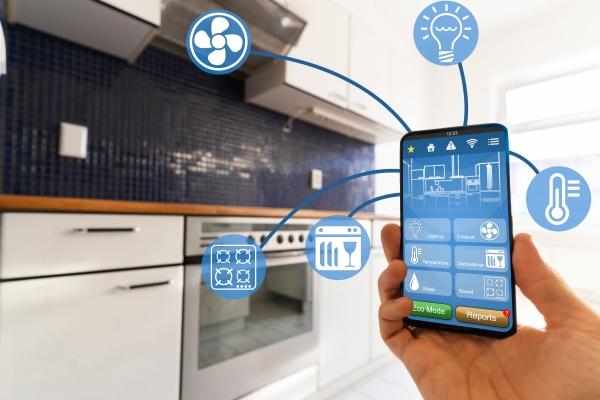 smart kitchen home automation
