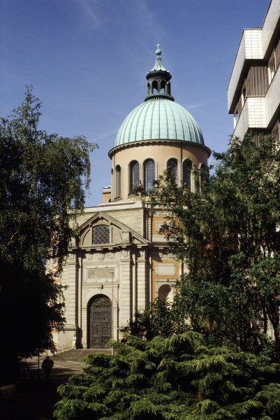 st clemens church in hannover