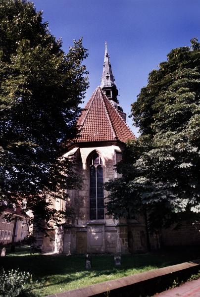 the kruezkirche in hnanover