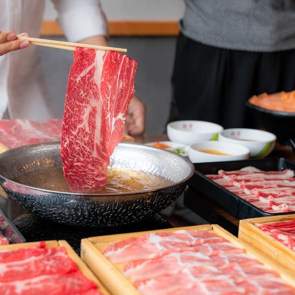 shabu shabu cooking