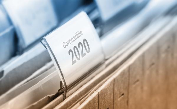 corona falls 2020 2021
