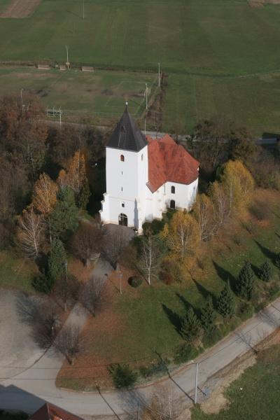 all saints parish church in the