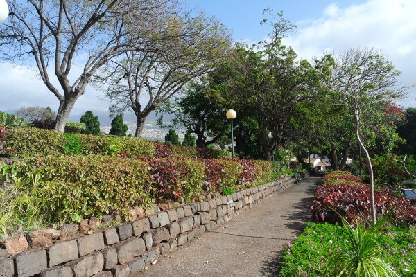 madeira santa catarina park in funchal