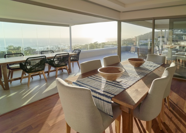 sunny home showcase interior dining room