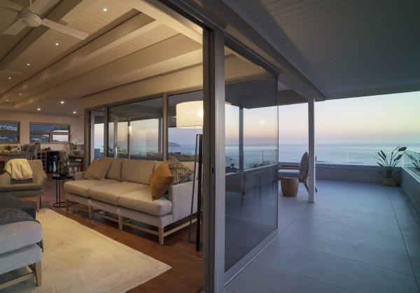 luxury home showcase living room and