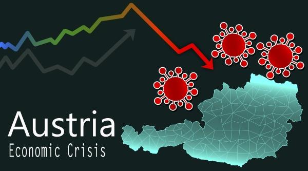austria economic crisis due to virus