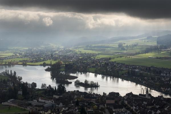 switzerland schaffhausen stein am rhein view