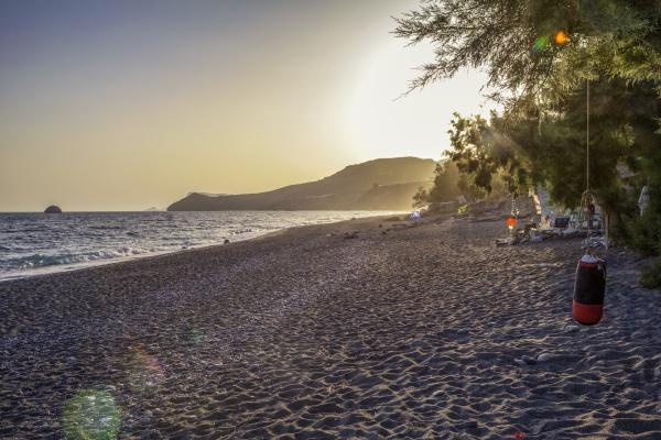 greece crete dytikos beach