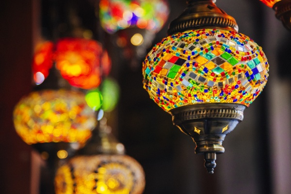 islamic art lantern